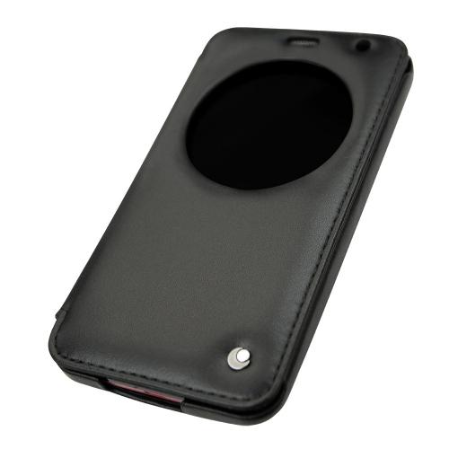 Housse cuir Asus Zenfone 2