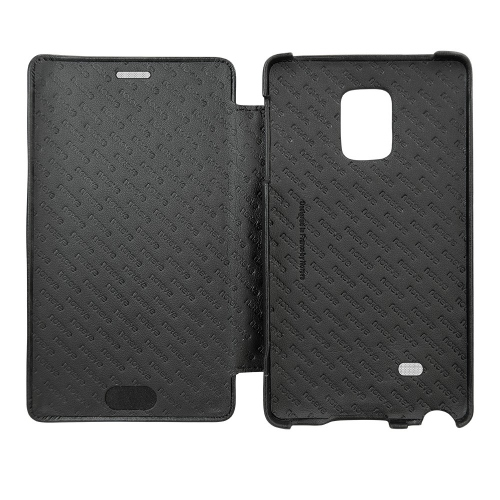 Samsung Galaxy Note Edge leather case