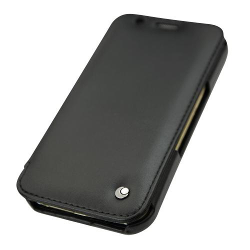Housse cuir Samsung SM-G920A Galaxy S6