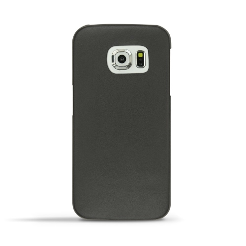 Coque cuir Samsung Galaxy S6 Edge