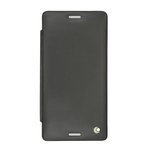 Capa em pele Sony Xperia M4 Aqua