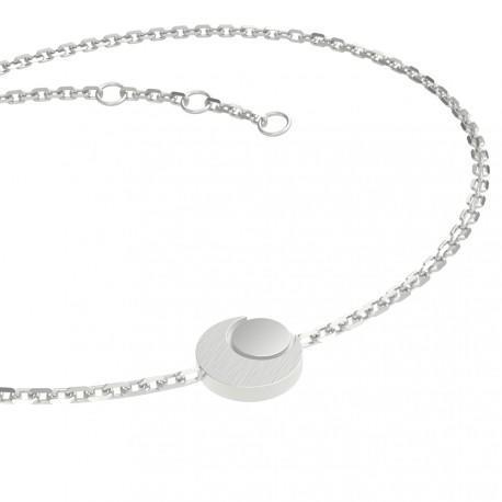 Children's silver bracelet