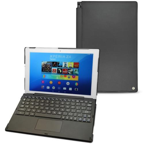 Funda de piel Sony Xperia Z4 Tablet
