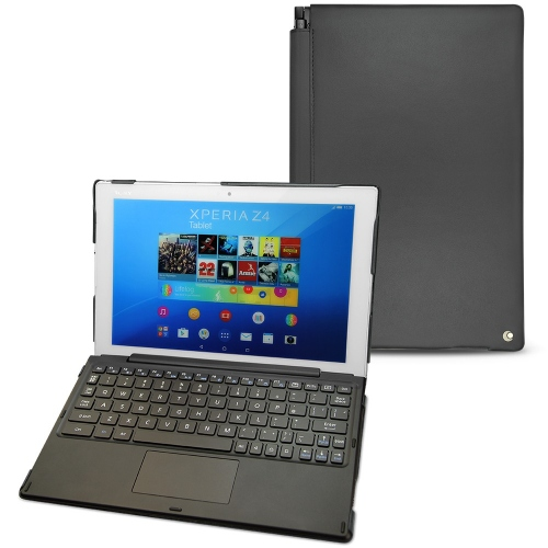 Housse cuir Sony Xperia Z4 Tablet