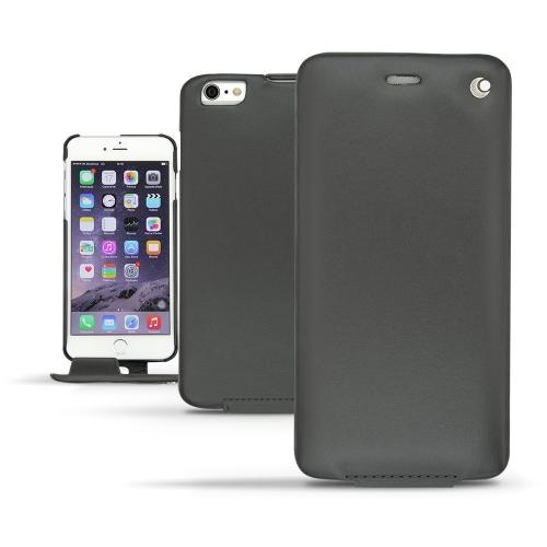 Lederschutzhülle Apple iPhone 6S - Noir ( Nappa - Black )