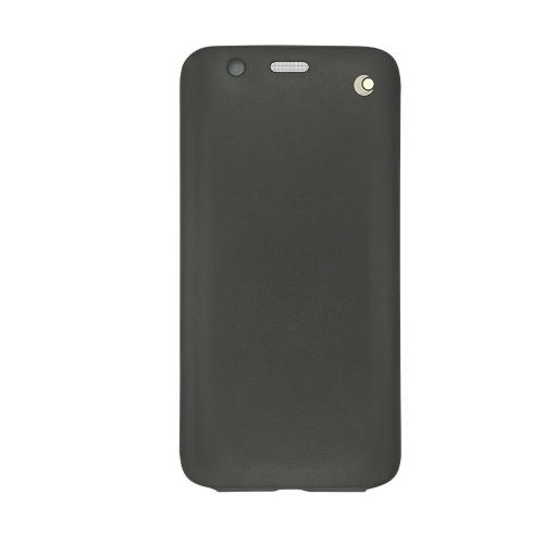 Housse cuir Samsung Galaxy S6 Edge Plus