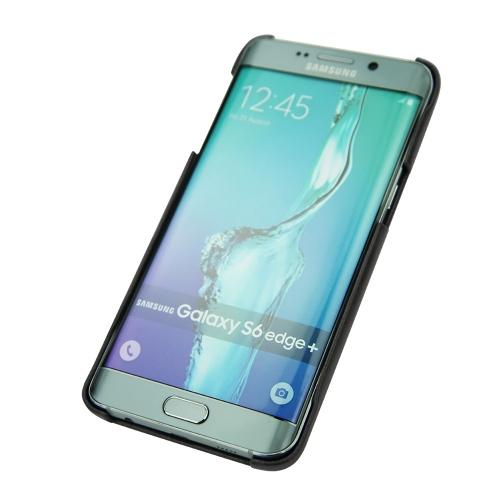 Coque cuir Samsung Galaxy S6 Edge Plus