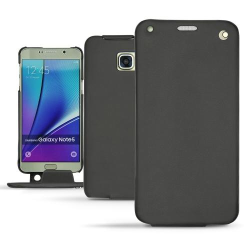 Housse cuir Samsung SM-N920 Galaxy Note 5