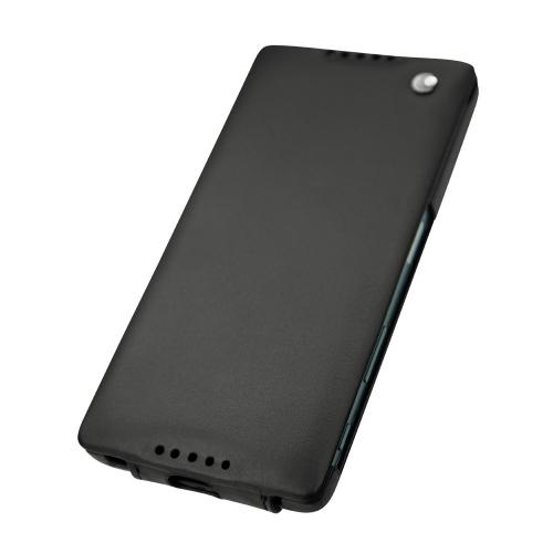 Housse cuir Sony Xperia Z5