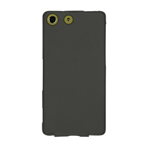 Sony Xperia M5 leather case