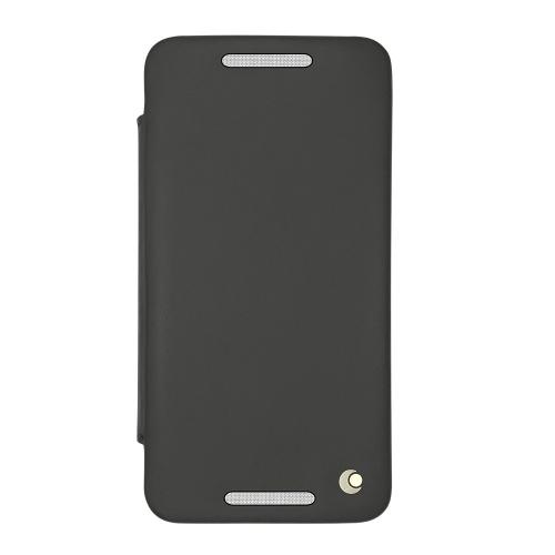 LG Nexus 5X leather case