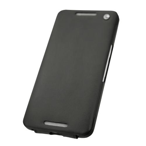 Huawei Nexus 6P leather case .
