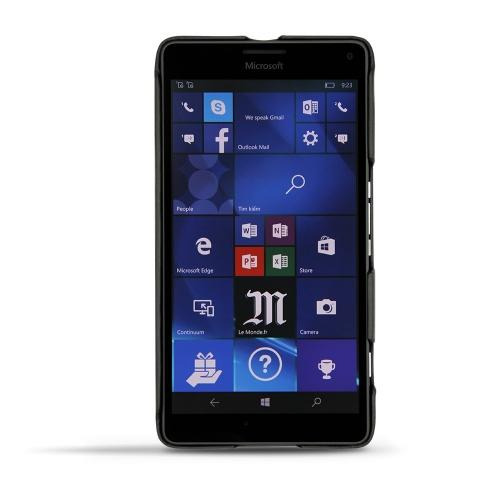 Microsoft Lumia 950 XL - 950 XL Dual Sim leather cover