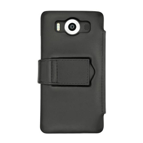 Housse cuir Microsoft Lumia 950 - 950 Dual Sim