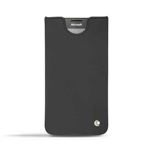 Pochette cuir Microsoft Lumia 950 XL - 950 XL Dual Sim