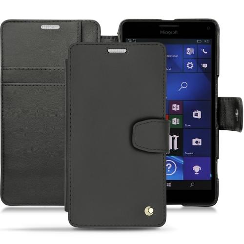 Housse cuir Microsoft Lumia 950 XL - 950 XL Dual Sim