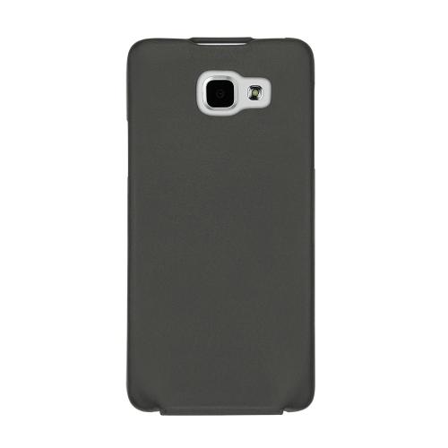 Housse cuir Samsung SM-A710F Galaxy A7 (2016)