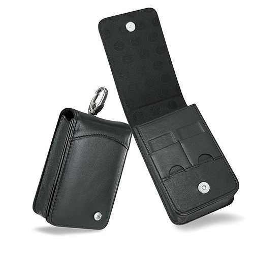 Casio Exilim Card S and Z Series  leather case