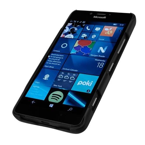 Microsoft Lumia 950 - 950 Dual Sim leather cover