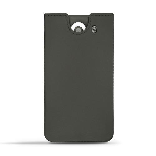Microsoft Lumia 950 - 950 Dual Sim leather pouch