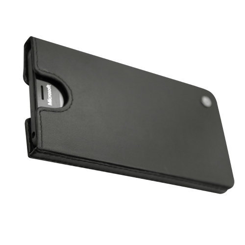 Pochette cuir Microsoft Lumia 950 - 950 Dual Sim