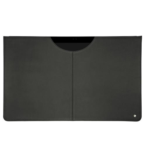 Capa em pele Samsung Galaxy View - Noir ( Nappa - Black )