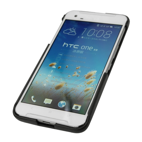 Coque cuir HTC One X9