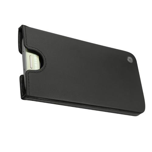 Pochette cuir Samsung Galaxy S7