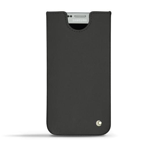Pochette cuir Samsung Galaxy S7 Edge