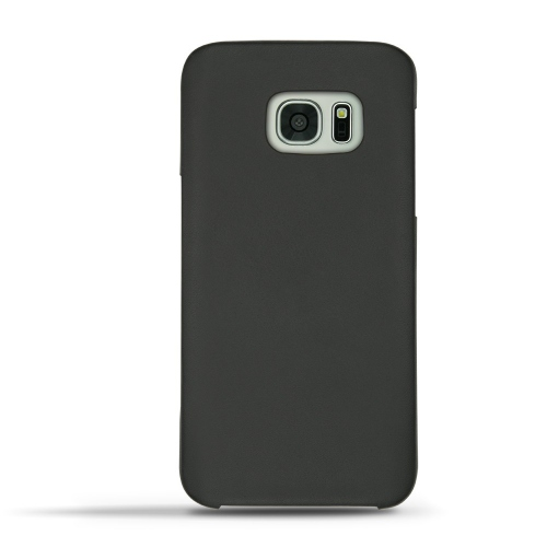 Samsung Galaxy S7 Edge leather cover