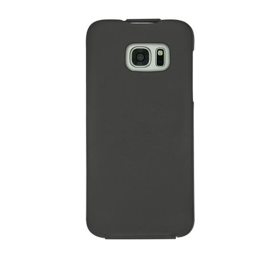 Samsung Galaxy S7 Edge leather case