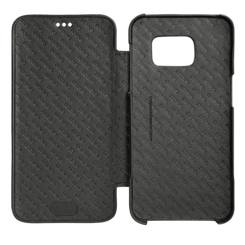 Housse cuir Samsung Galaxy S7 Edge