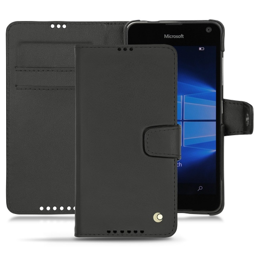 Microsoft Lumia 650 leather case