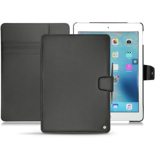 "Apple iPad Pro 9.7"" leather case - Noir ( Nappa - Black )"