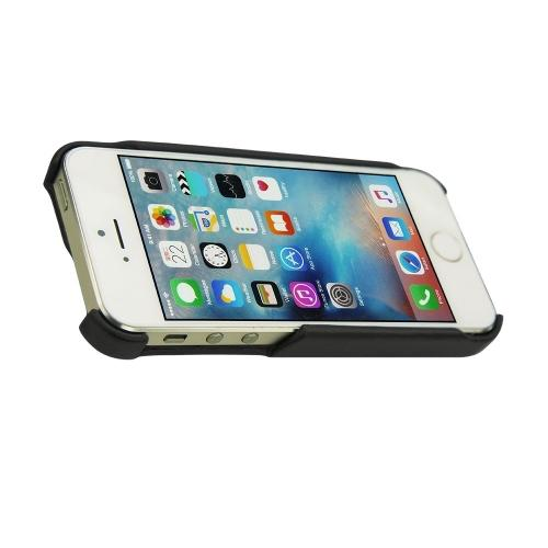 Coque cuir Apple iPhone SE