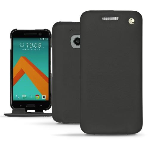 HTC 10 leather case - Noir ( Nappa - Black )