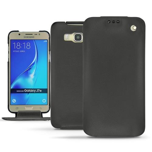 Samsung Galaxy J7 (2016) leather case