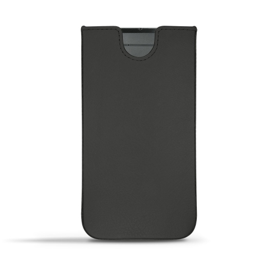 Pochette cuir HTC 10