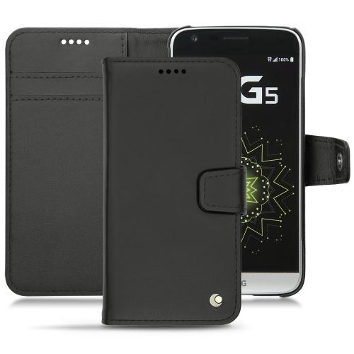 Housse cuir LG G5
