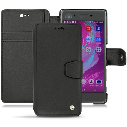 Sony Xperia X leather case
