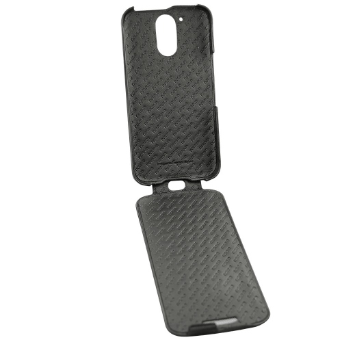 Housse cuir Motorola Moto G4