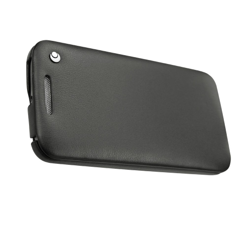 Housse cuir Lenovo Moto G4 Plus