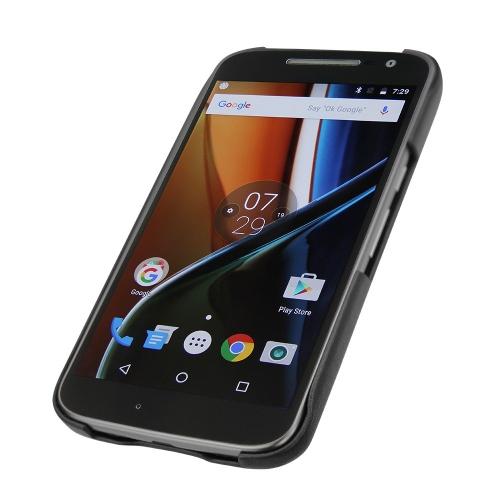 Coque cuir Motorola Moto G4