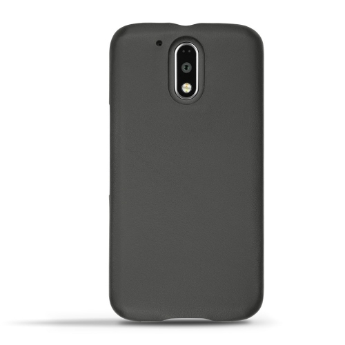 Lenovo Moto G4 Plus leather cover