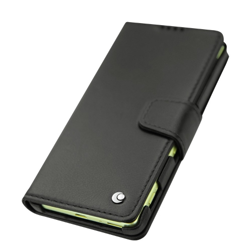 Housse cuir Sony Xperia XA