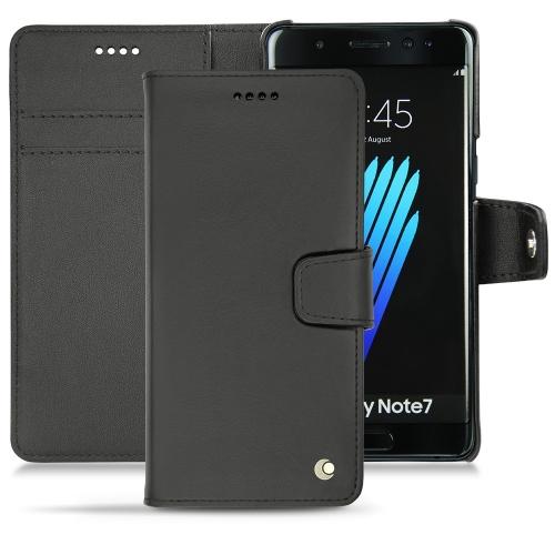 Housse cuir Samsung Galaxy Note 7