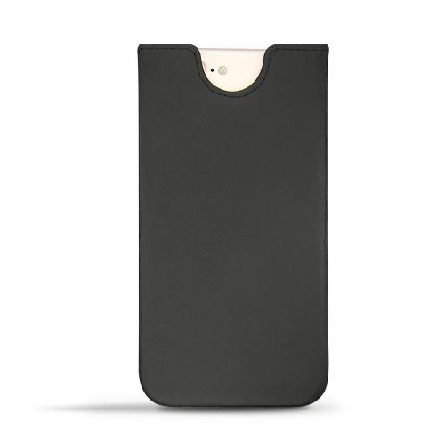 Pochette cuir Apple iPhone 7 Plus