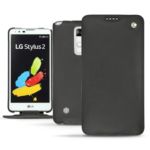 Housse cuir LG Stylus 2