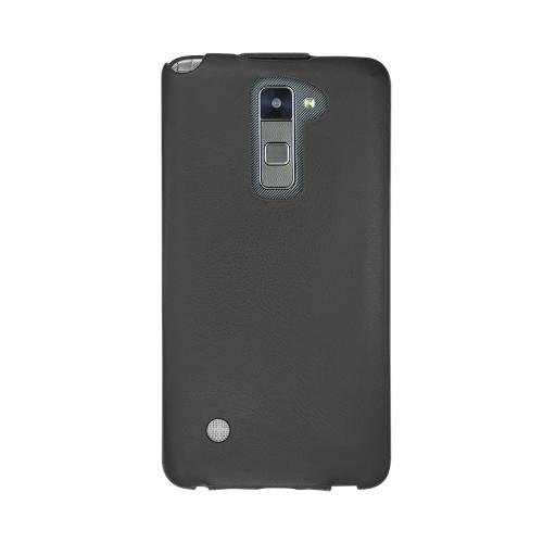 Housse cuir LG Stylus 2 Plus