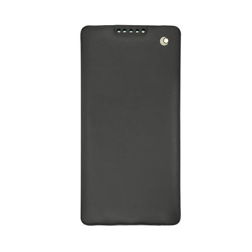 Housse cuir Sony Xperia XA Ultra